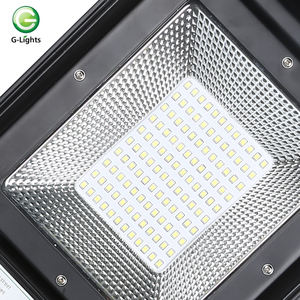 High lumen energy saving waterproof ip65 outdoor 60 100 w integration all in one led solar street light