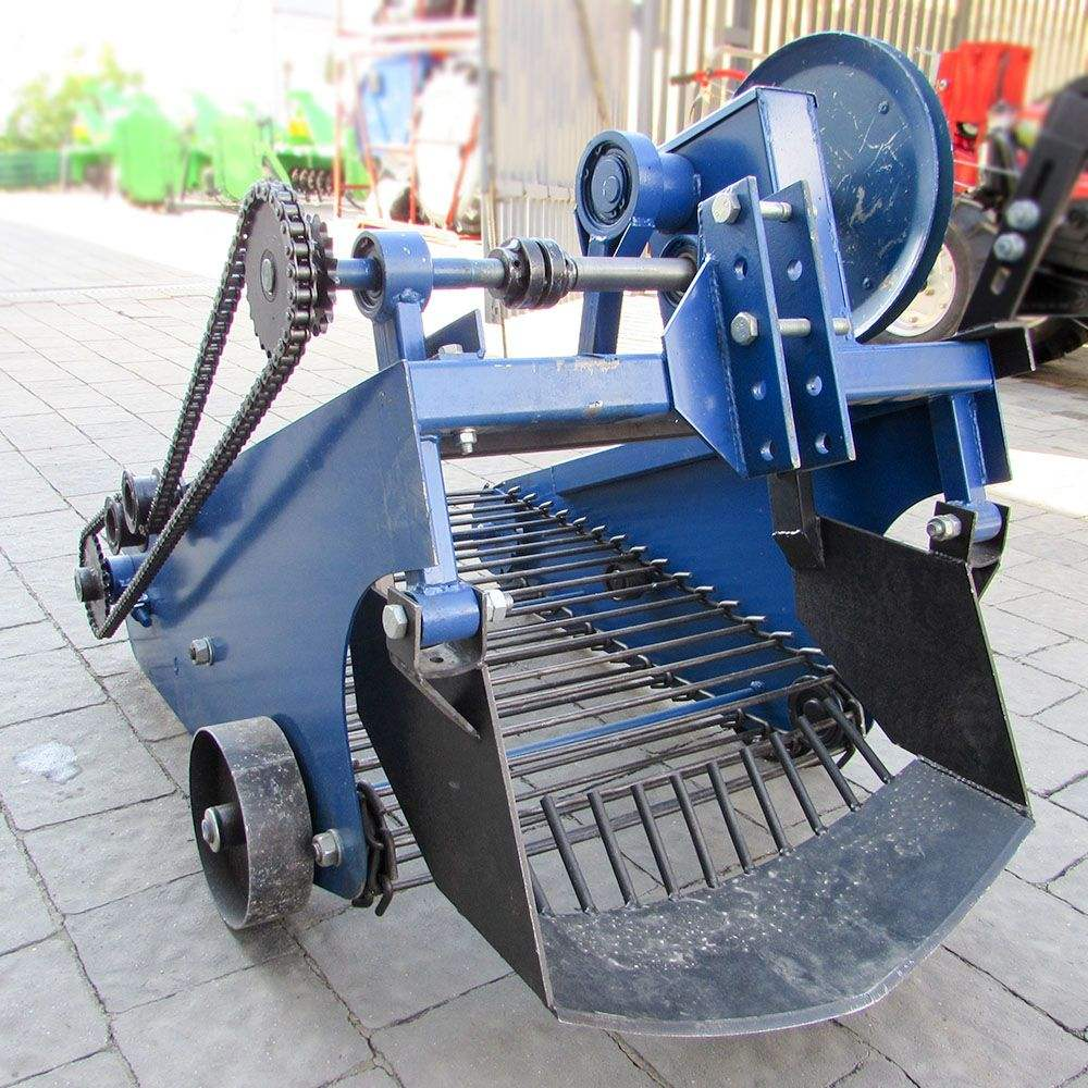 Mini New Potato Digger Usato Harvester