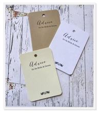 Tag cards / hanging tag cards / price tag cards