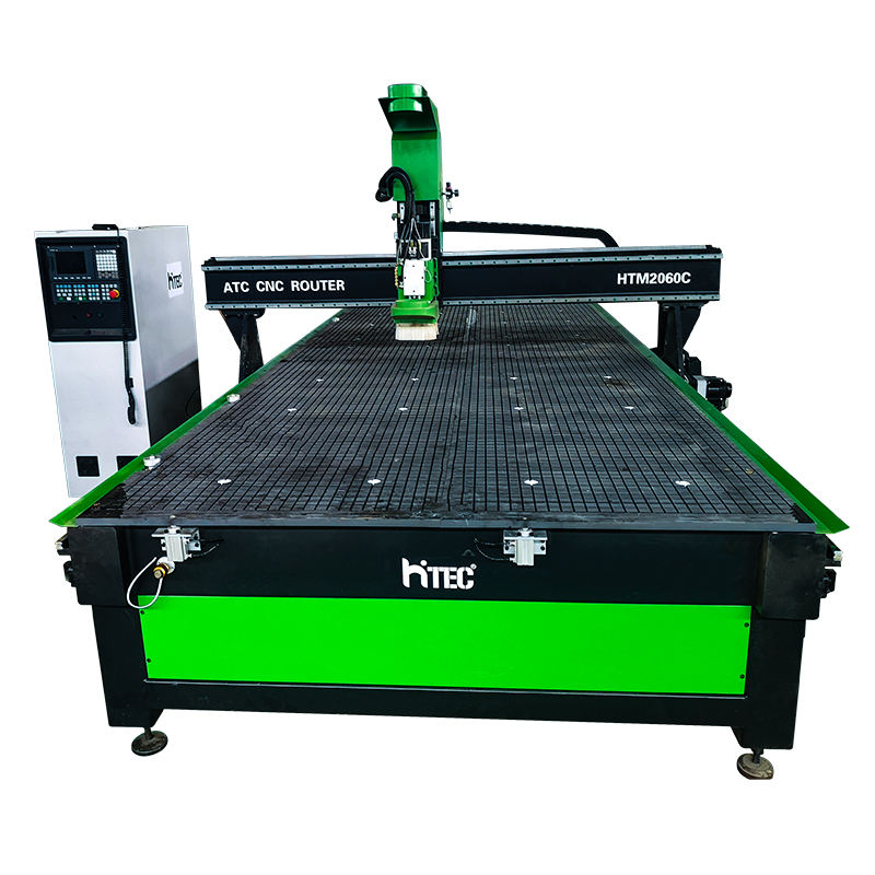 2060 d'atc cnc routeur machine
