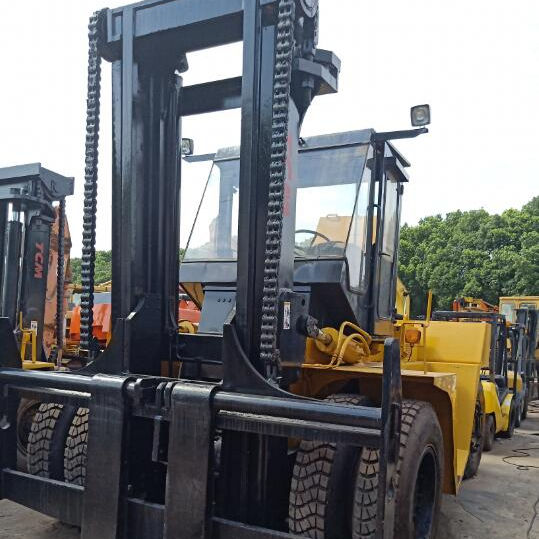 Used Diesel Forklift TCM 20T In Good Working Condition