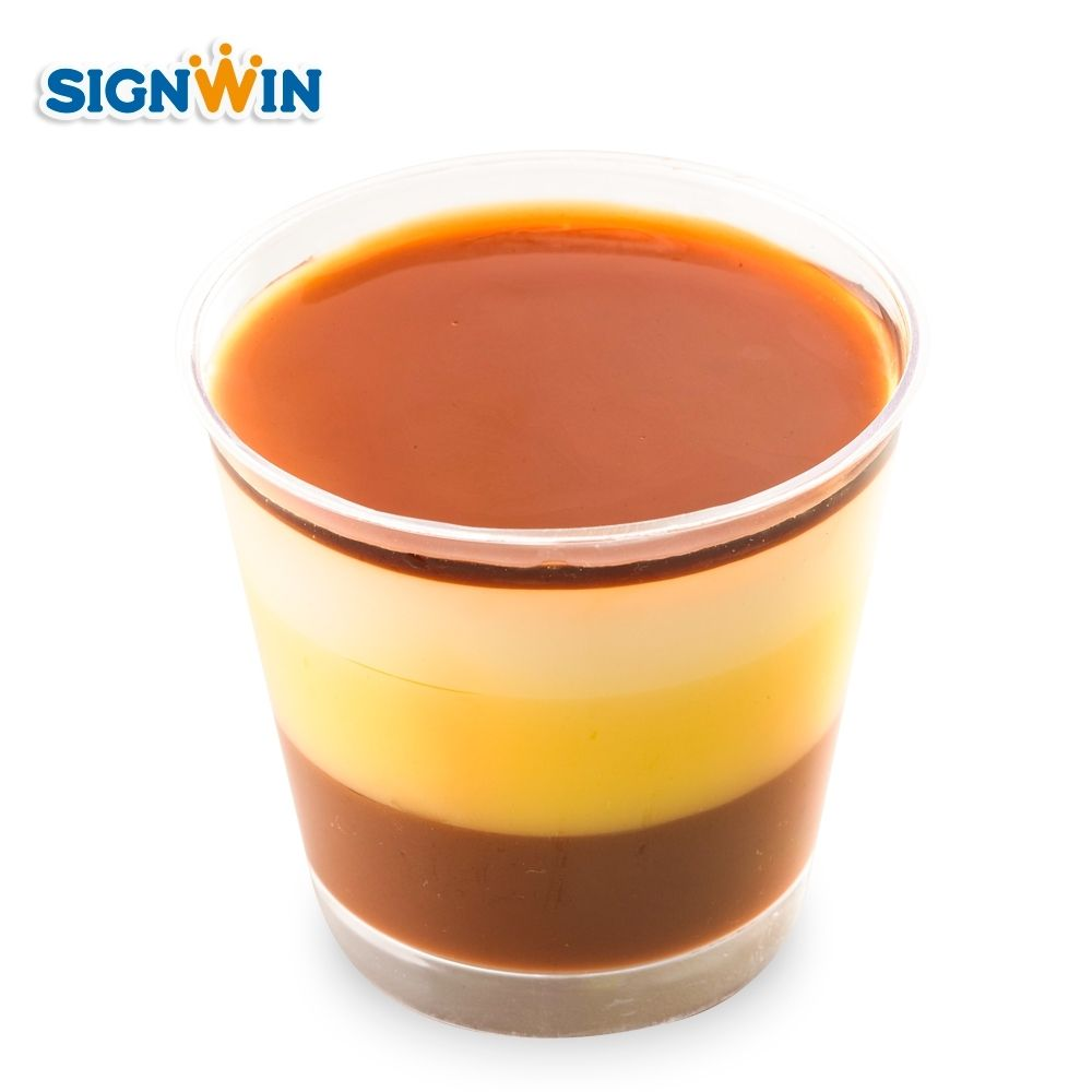 Taiwan Customized Fast Egg Jelly Pudding Powder
