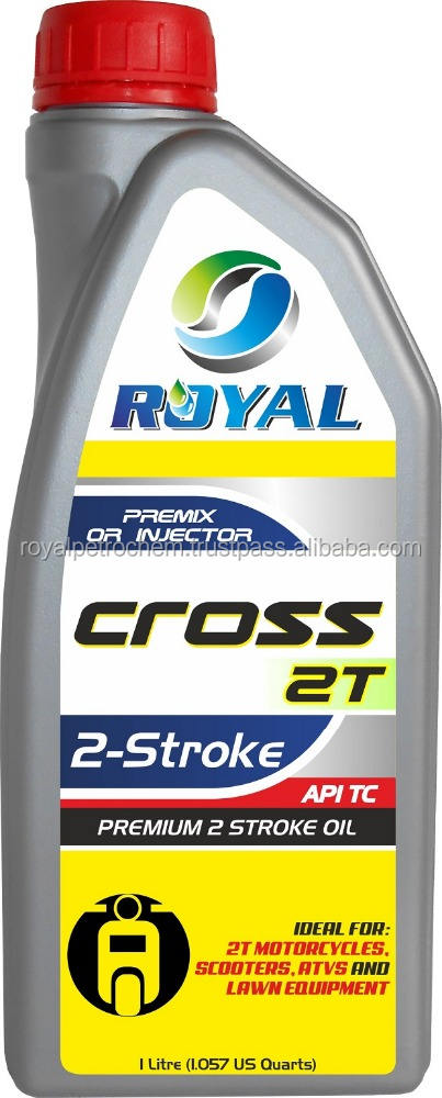 Royal Cross 2T ( 2 Stroke) Minyak