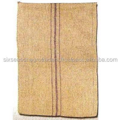 Agriculture maize packaging Bag/ Large used gunny sack bags potato packaging cocoa beans jute Bangladesh bags
