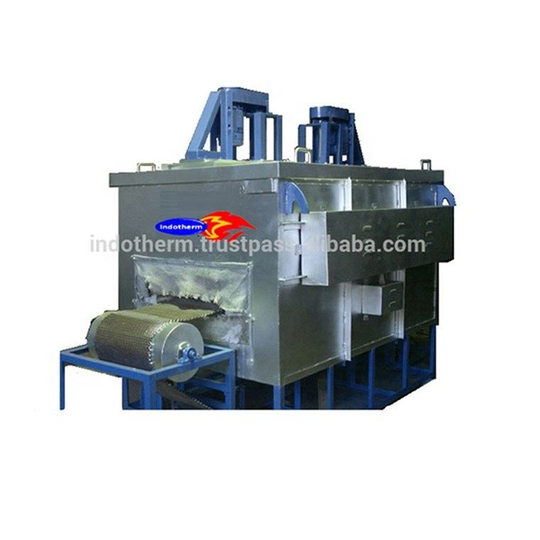 Mesh Belt Continuous Heating Conveyor Furnace for Industrial Use