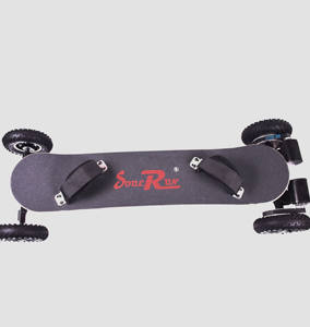 SYL-08 Off-Road Electric Skateboard Longboard Super Fast for Adult