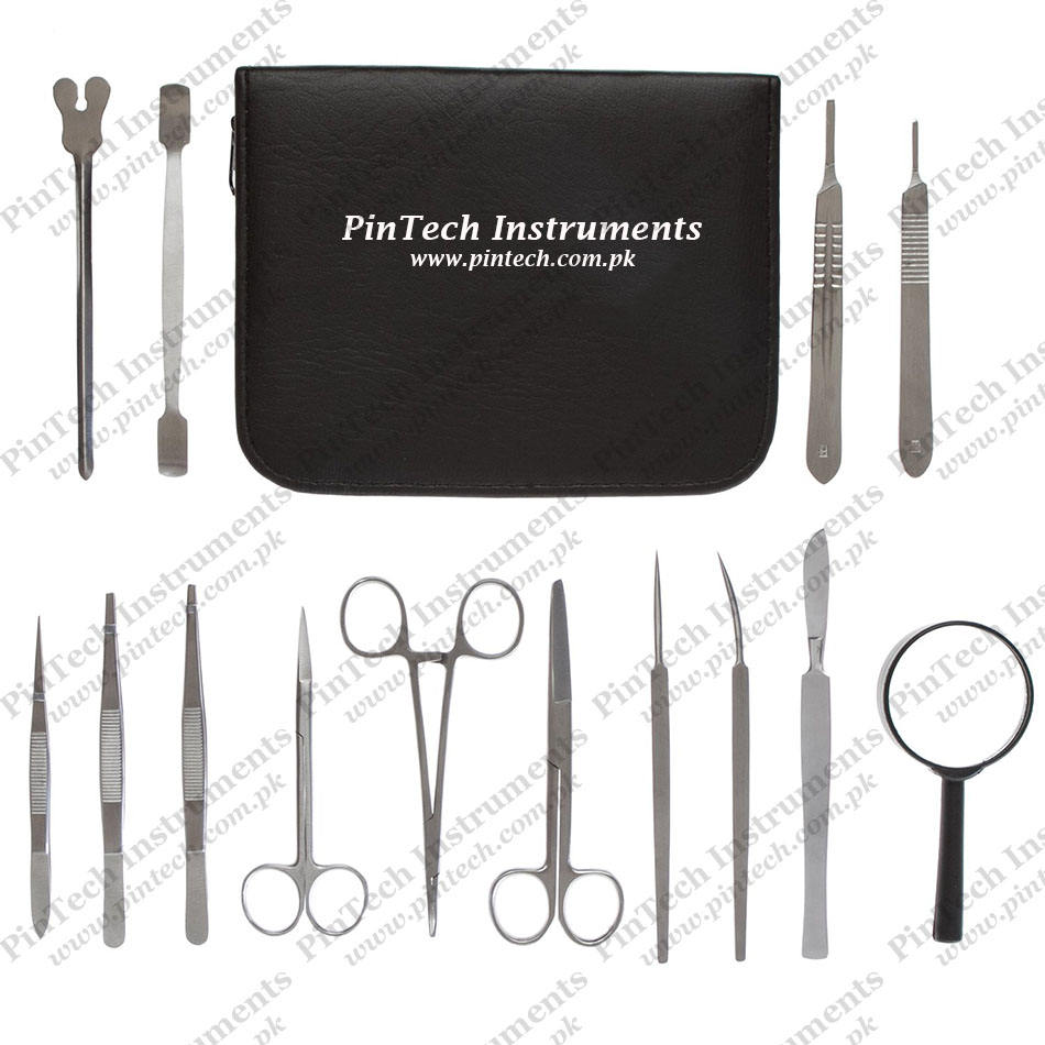 Best Surgical Dissecting Sets / Student Dissecting Sets / Biology Lab Anatomy Surgical Dissection Kit