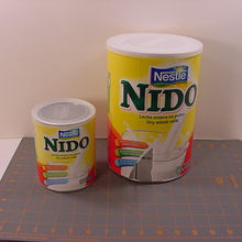 Nestle Nido Kinder +1Milk Powder -  Red Cap 400g/900g