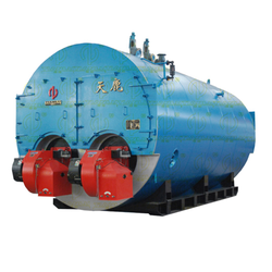 Used Fully Automatic Oil Fired Steam boiler