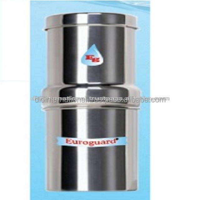 PORTABLE TRAVELLING STAINLESS STEEL WATER FILTER