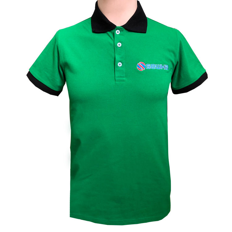 Hot Selling Bangkok T-Shirt Made In Vietnam Cheap Price Free Design Custom Polo Casual T Shirt