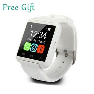 Best China Wholesale Man Smart Wrist Watch Phone Bluetooth Android Smartwatch U8 Smart Watch Without Camera And Sim Card Slot