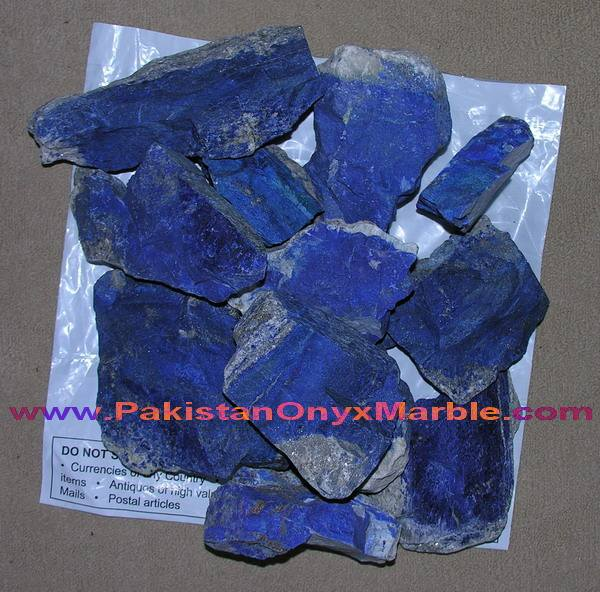 Pakistani handmade ROUGH LAPIS LAZULI FROM AFGHANISTAN