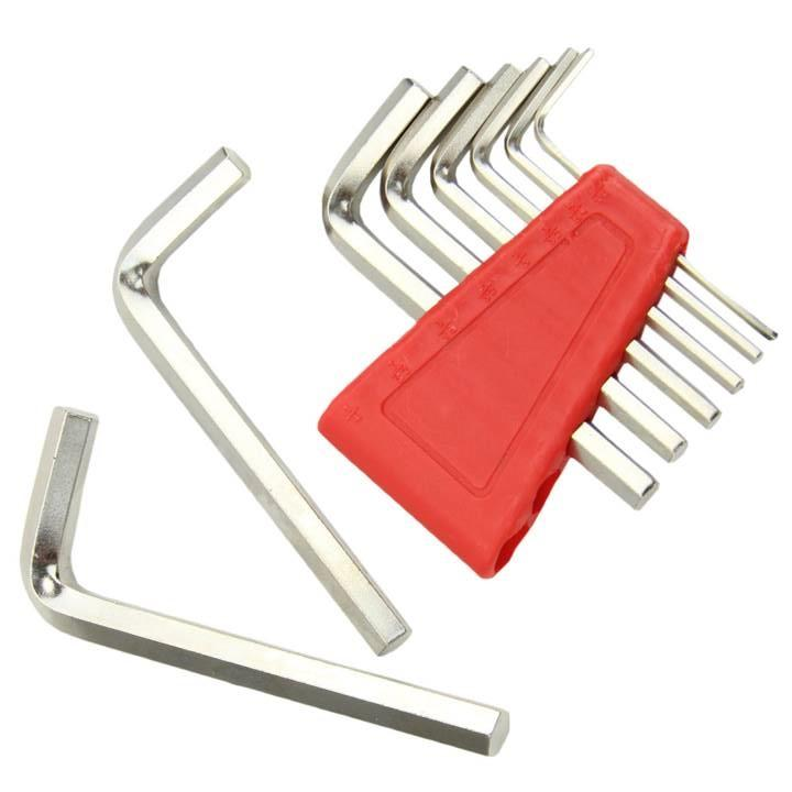 Low Price Guaranteed Quality Hex Head Allen Key Set, Hand Tool Sets Allen Key, Cheap Wrench Hex Key