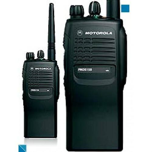 MOTOROLA PRO5150 Tragbare Verschlüsselt Long Range Wireless Walkie Talkie