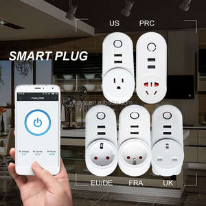 SAFEMATE Wifi Thuis Smart Plug Afstandsbediening Outlet Socket
