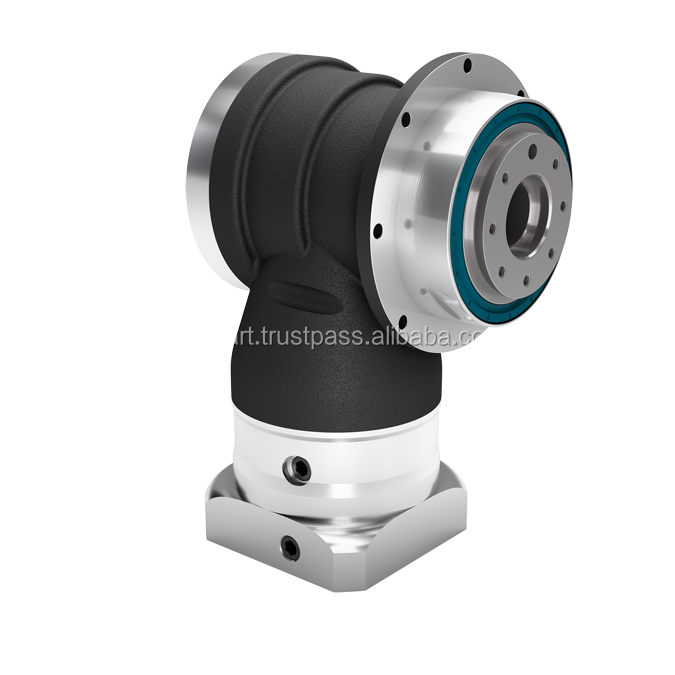 Right Angle Planetary Gearbox with Output Flange - IP65