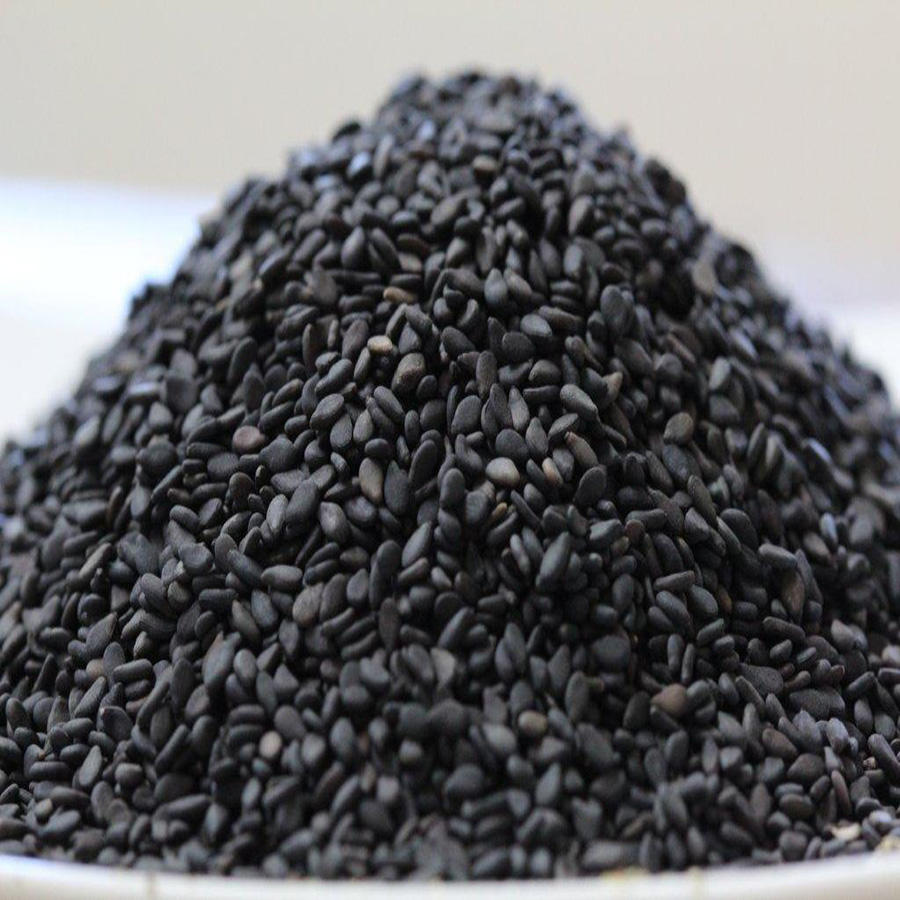 ECO BLACK NATURAL/ORGANIC SESAME SEEDS