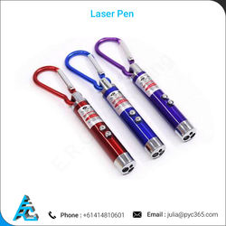 Portable Ultraviolet LED Laser Pen/Laser Pointer