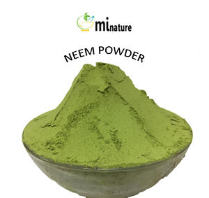 EU Certified Neem Leaf Powder/Organic Neem Leaf Powder