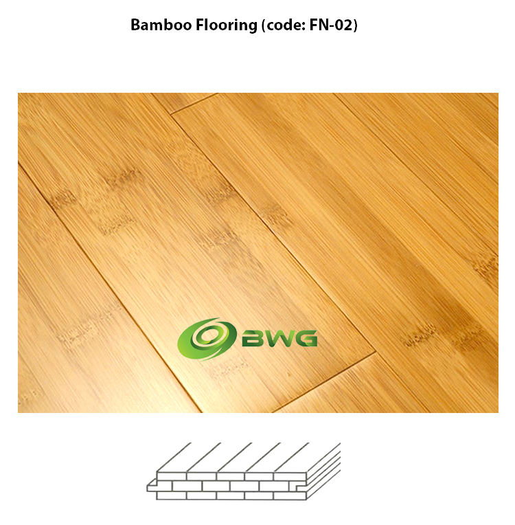 Good Quality Solid Bamboo Flooring from Vietnam