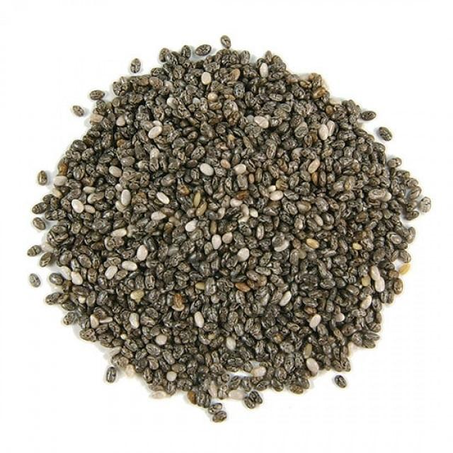 Organic Chia Seeds (Black and White)