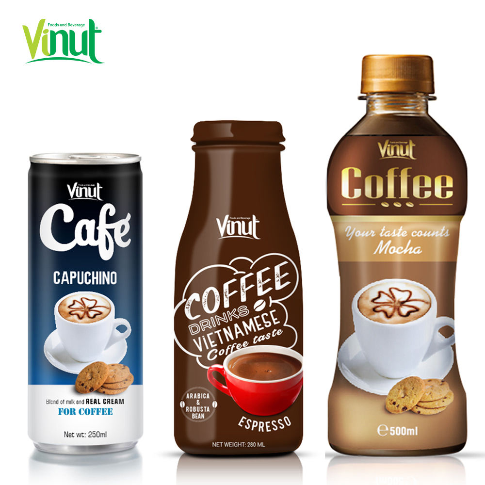 Private Label Instant kaffee 250ml