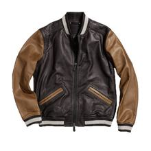 Versatile  Custom High School & Collage Baseball Letter Pure Real Cow Skin Leather Available in Faux PU Leather Varsity Jackets