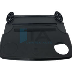 Sliding Type Food Tray Table For Bus Passenger Seat Back