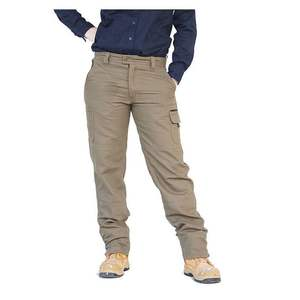 khaki color men fashionable cargo pants
