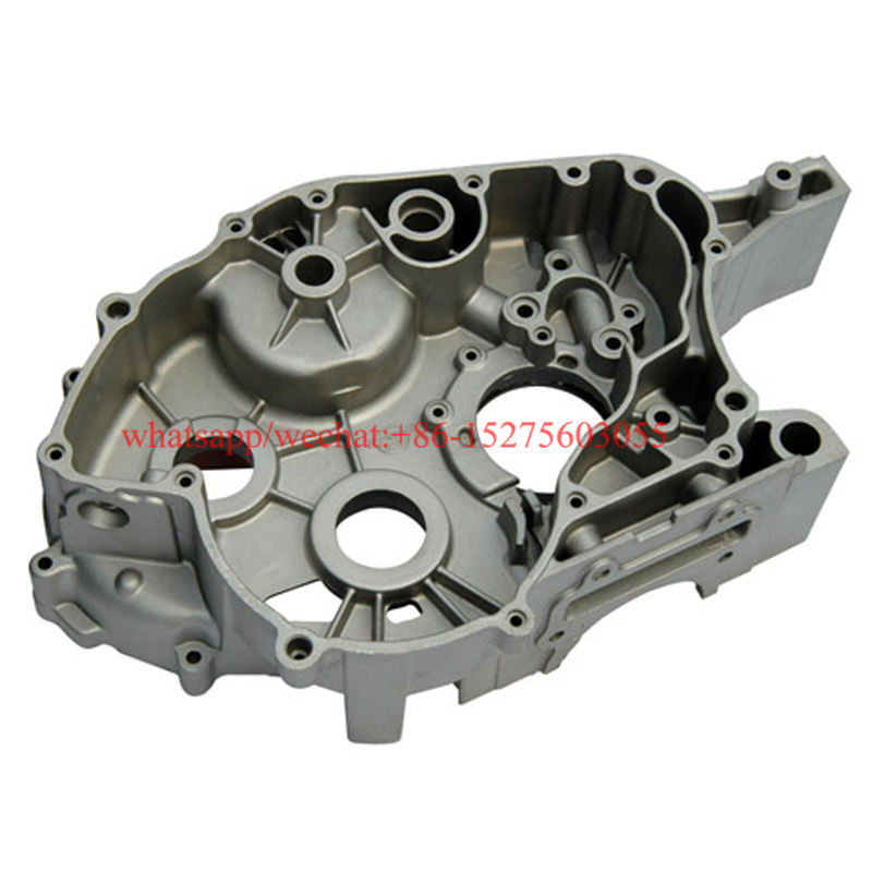 Asia manufacturers custom OEM pump body cover high pressure aluminium die casting products