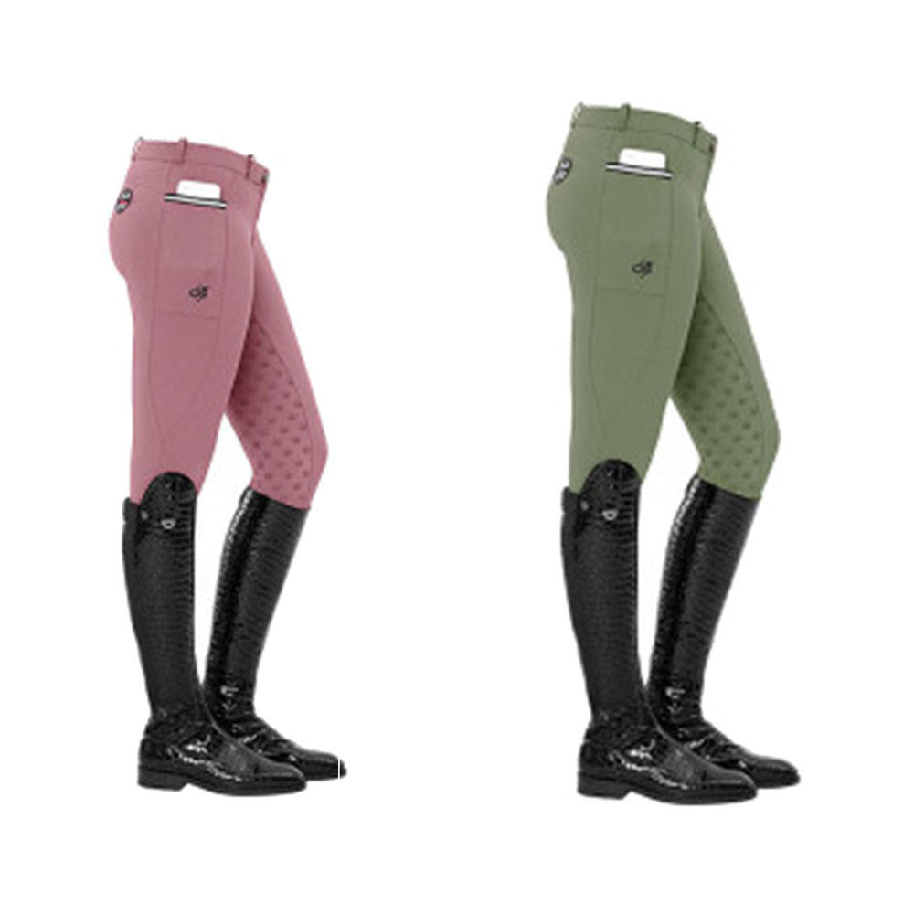 High Quality Material Ladies Riding Breeches