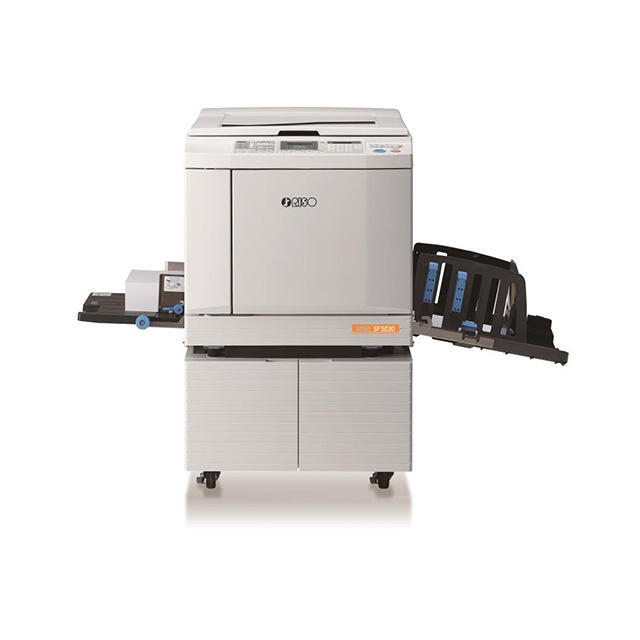 Used Demo Like NEW Digital Duplicator SF 5030 Risograph