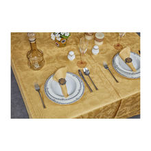 High Quality 100% Cotton Wholesale Natural Table Cloth