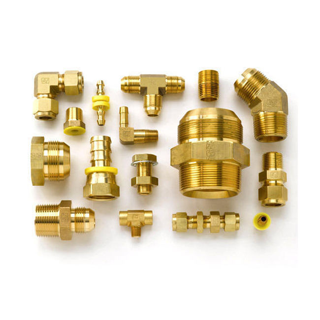 Brass Pipe Fitting Different Type Manufacturer