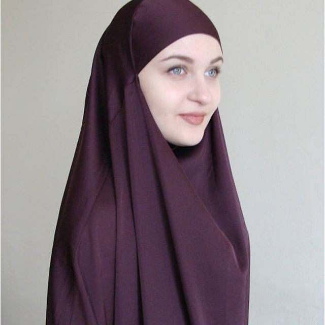 Khimar Jilbab Long Muslim Women Dress