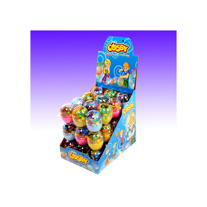 Very Funny Cosby Surprise Ball And Toys For Kids