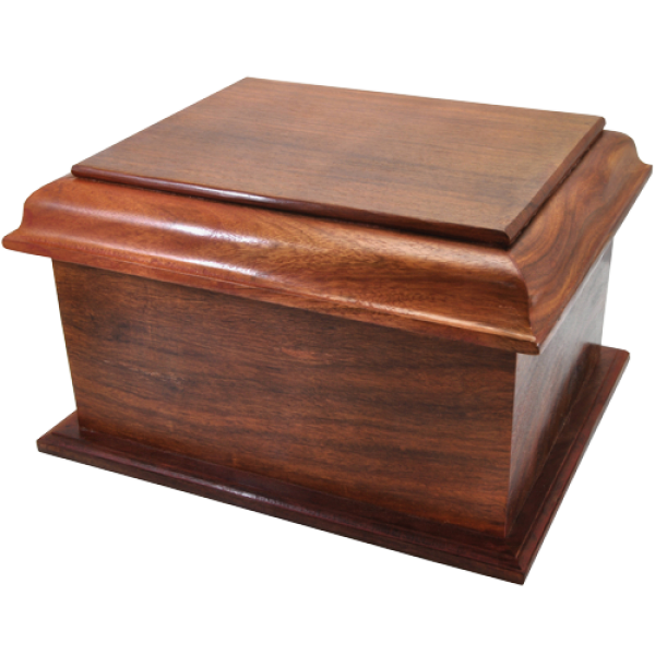 High quality best selling handcrafted wooden pet urns from Viet Nam