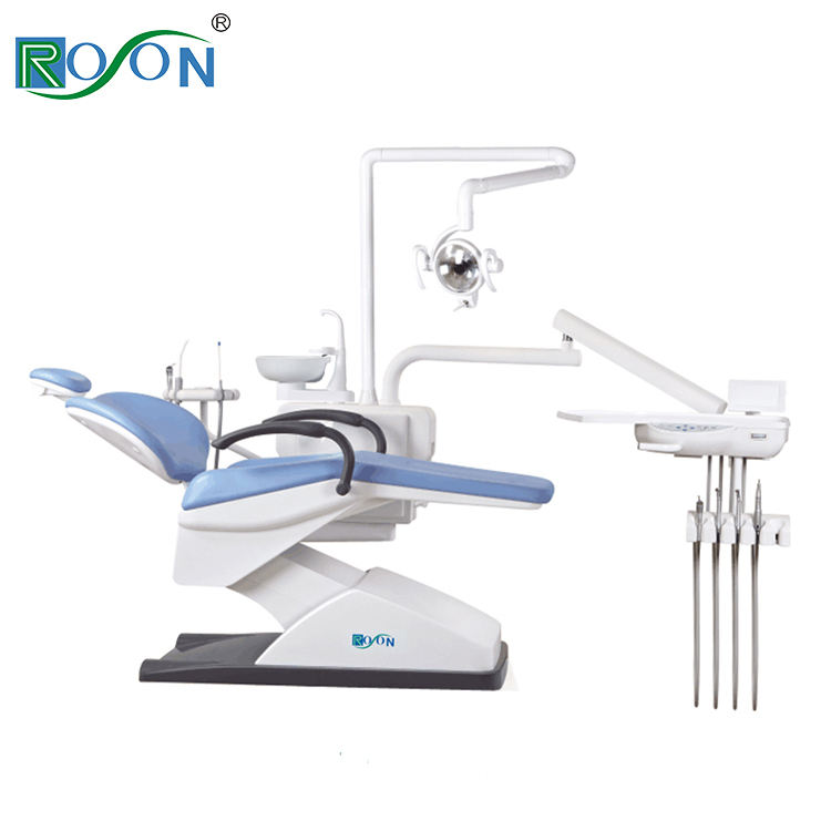 foshan Roson KLT6210-N1dental unit chairs economic dental chairs unit factory sales