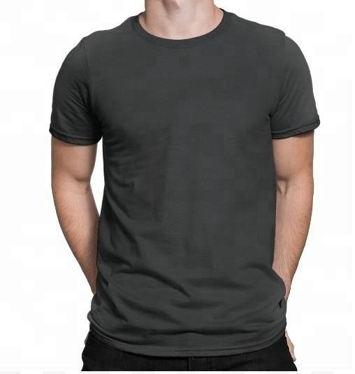 Slim Fit Nero T Shirt