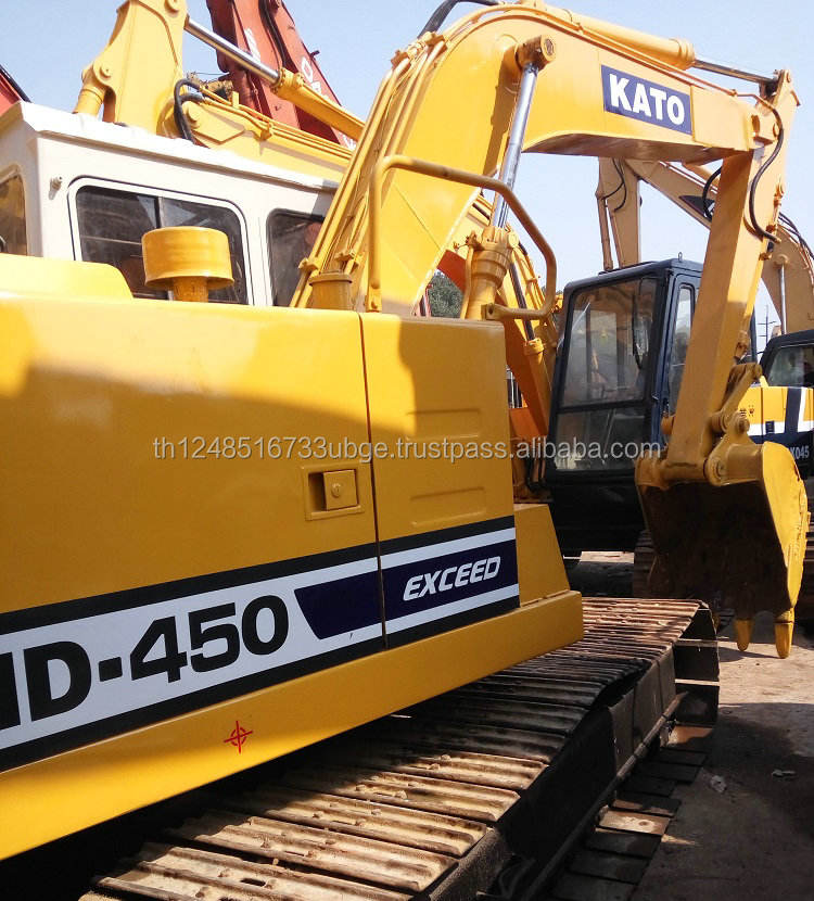 Used KATO HD-450 with good working condition,,high quality,cheap price
