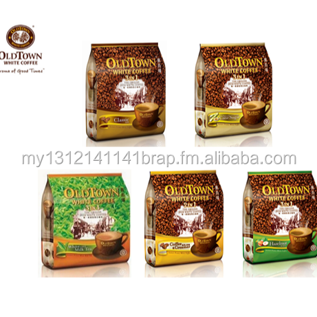 Malaysia Instant Old Town White Coffee