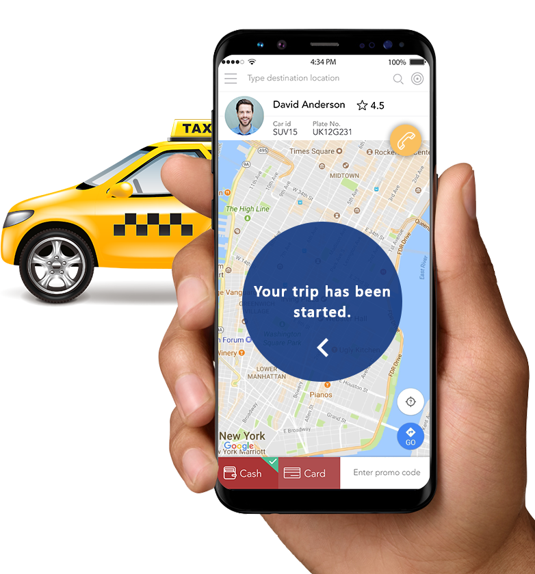 Best Taxi Booking App Software