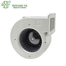 Quiet Small Centrifugal Snail 120x98mm Blower Fan