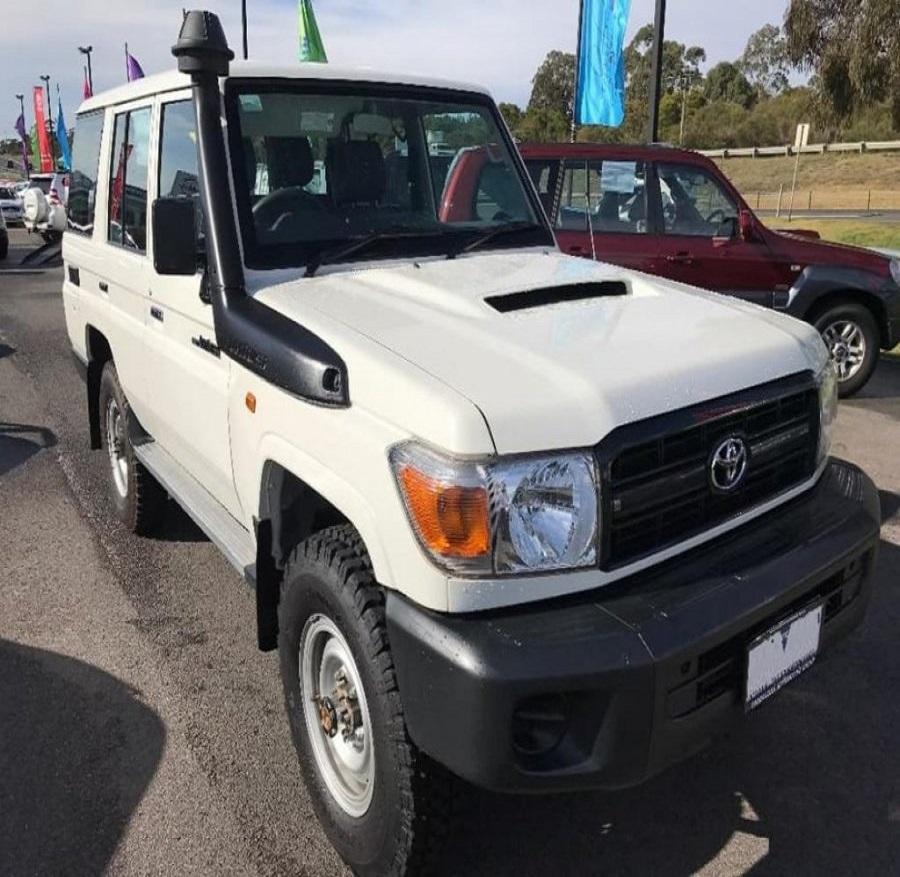 Shumo 2 Pair Tailgate Gas Struts Lift Bonnet For Land Cruiser 100 Series 98-07