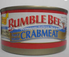 crab meat canned