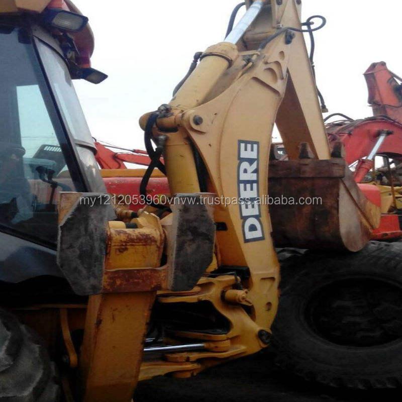 used condition John deere 310G backhoe loader