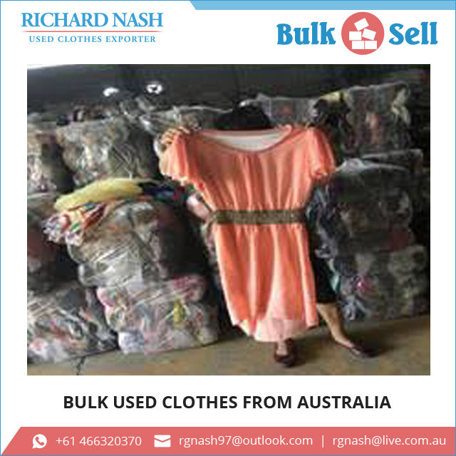 A Grade Standard Quality Mixed Used Clothes Price