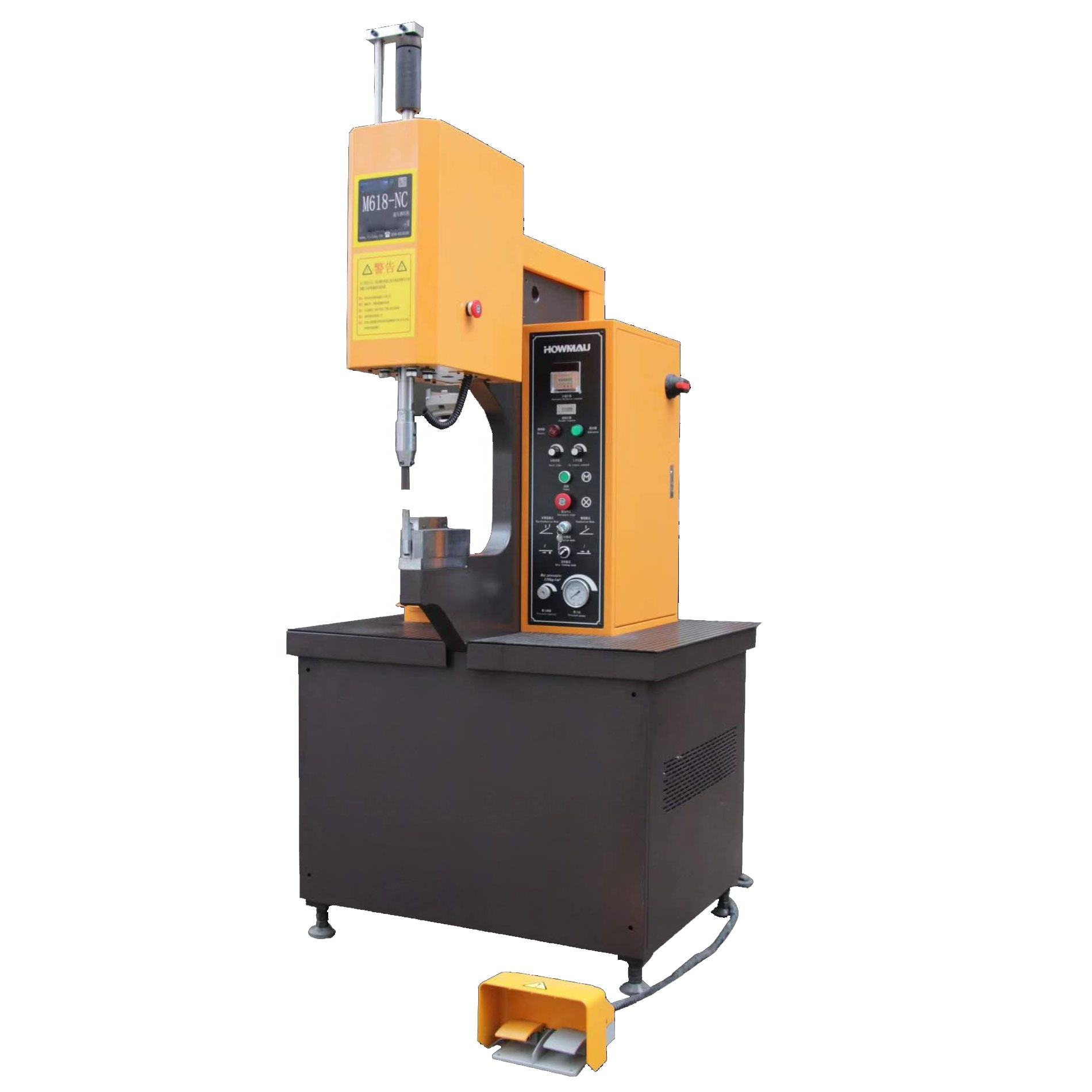 30 Years Factory High Quality Durable Fastener Insertion Machine