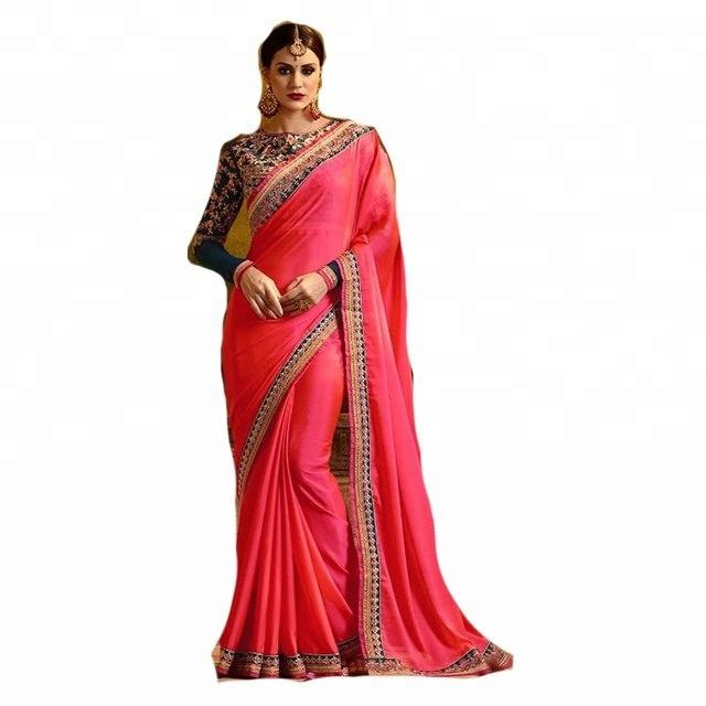 Party Wear Netto Sari 'S/Sarees Party Wear Wedding / Sarees Party Wear
